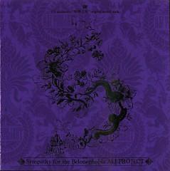 Kaibutsu Oujo Original Soundtrack - Sympathy for the Belonephobi CD1