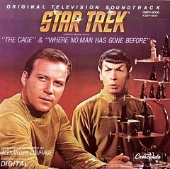 Star Trek: The Cage & Where No Man Has Gone Before OST (Pt.2)