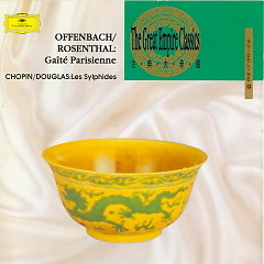 The Great Empire Classics 10:  Offenbach-Rosenthal No. 1