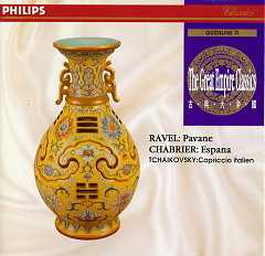 The Great Empire Classics  20: Ravel-Pavane, Chabrier-Espana