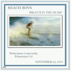 Brians In The Music - Princeton University, NJ (CD1)