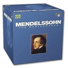 Mendelssohn: The Masterworks  CD3