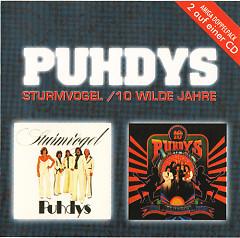 Sturmvogel _ 10 Wilde Jahre - Puhdys