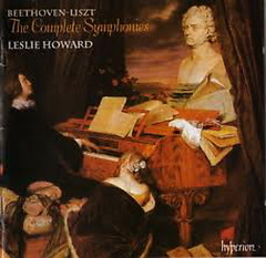 Liszt Complete Music For Solo Piano Vol.22 - The Beethoven Symphonies Disc 1
