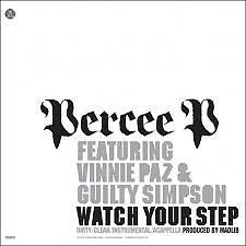 Watch Your Step (Single) - Vinnie Paz