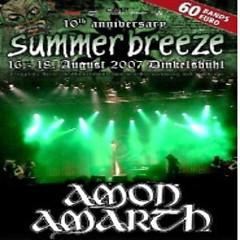 LIVE 2007 SummerBreeze - Amon Amarth