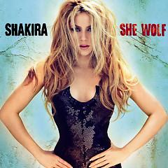 She Wolf (US Edition) - Shakira