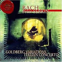 J S Bach Goldberg Variations Disc 2