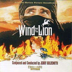 The Wind And The Lion OST (CD1) (Part 1)