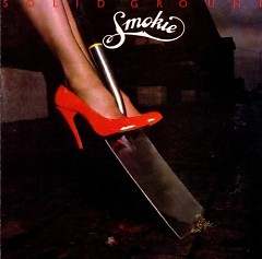 Album Solid Ground - Smokie