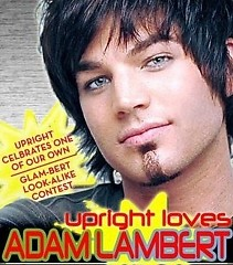 Upright Cabaret (Mix) - Adam Lambert