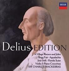 Delius Edition CD1