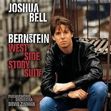 Bernstein: West Side Story Suite - Joshua Bell,Philharmonia Orchestra