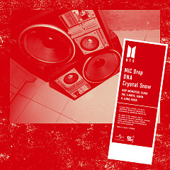 MIC Drop / DNA / Crystal Snow (Japanese) (Single)