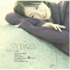 STANDARDS - 土岐麻子ジャズを歌う (Asako Toki Jazz wo Utau)