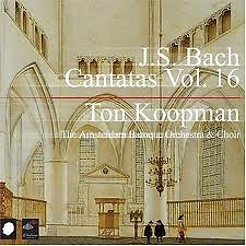 Bach - Complete Cantatas, Vol. 16 CD 3 No. 2