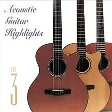 Acoustic Guitar Highlights Collection CD 3 No. 1