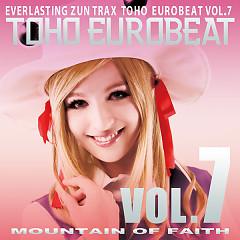 TOHO EUROBEAT VOL.7 MOUNTAIN OF FAITH
