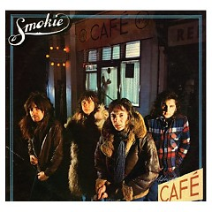 Album Midnight Cafe - Smokie