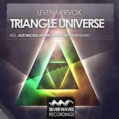 Triangle Universe - Leven Mervox