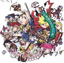 世界樹のおもちゃ箱 (Sekaiju no Omochabako CD2)