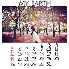 My Earth (Single) - HEYDAY