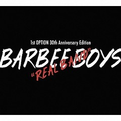 1st OPTION 30th Anniversary Edition REAL BAND CD1 - BARBEE BOYS