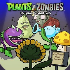 Plants Vs. Zombies OST - Pt.1 - Laura Shigihara