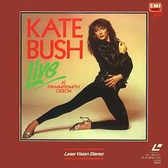 Kate Bush - Live at Hammersmith Odeon