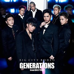 BIG CITY RODEO - GENERATIONS from EXILE TRIBE