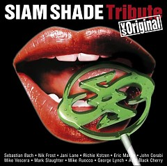 Siam Shade Tribute vs Original (CD2)