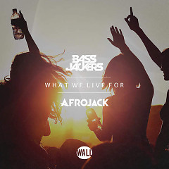 What We Live For (Single) - Bassjackers, Afrojack