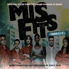 Misfits Pt. 2 OST (P.1) - Vince Pope