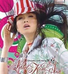 Album Chuyện Tình Nàng N.Ka - Nhật Kim Anh