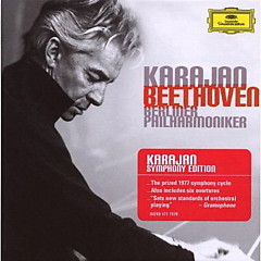 Beethoven: The Symphonies and Six Overtures CD3