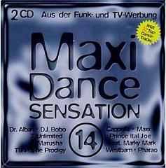 Maxi Dance Sensation 14 (CD3)