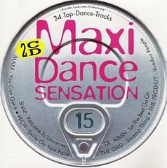 Maxi Dance Sensation 15 (CD3)