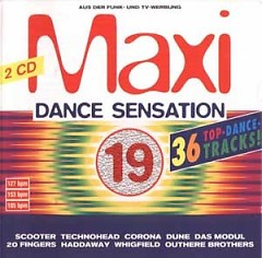 Maxi Dance Sensation 19 (CD4)