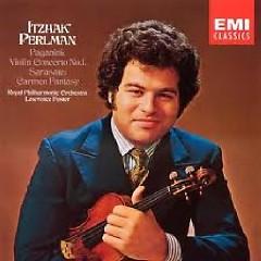 Paganini Violin Concerto No.1 & Saraste Carmen Fantasy