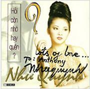 Album Hỏi Còn Nhớ Hay Quên - Như Quỳnh
