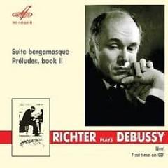 Richter Plays Debussy CD2
