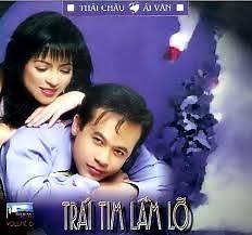 Trái Tim Lầm Lỡ - Ái Vân,Thái Châu