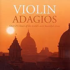 Violin Adagios CD1