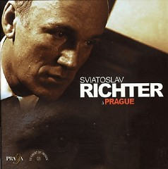 Richter In Prague CD 3