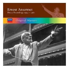 Ernest Ansermet Decca Recordings 1953-1967 Original Masters CD5 ( No. 1)