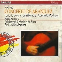 Concierto De Aranjuez - Romero, Marriner CD1
