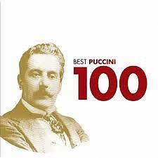 100 Best Puccini CD1