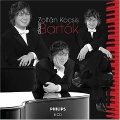 Bartok - The Works For Solo Piano CD4 ( No. 2) - Zoltán Kocsis,Karoly Mocsári,Martha Lukin