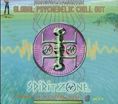 Global Psychedelic Chill Out Vol 1 Disc 2