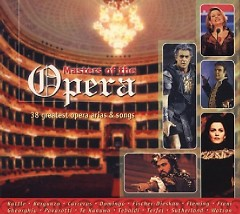 Masters Of The Opera CD1